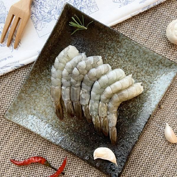 MIT生產履歷嚴選剝殼鳳尾蝦仁 (M)  蝦,白蝦,蝦仁,無毒蝦,鳳尾,無膨發,無硼砂