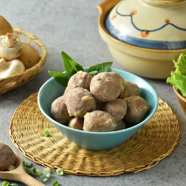 台灣番薯牛肉丸 番薯牛肉丸,地瓜牛肉丸,牛肉丸,肉丸,番薯丸,地瓜丸