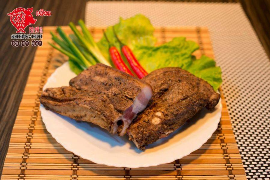 蒜味鹹豬肉(低溫) 蒜味鹹豬肉