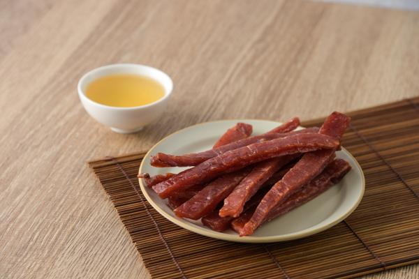 長筷豬肉乾-190g袋裝 長筷豬肉乾