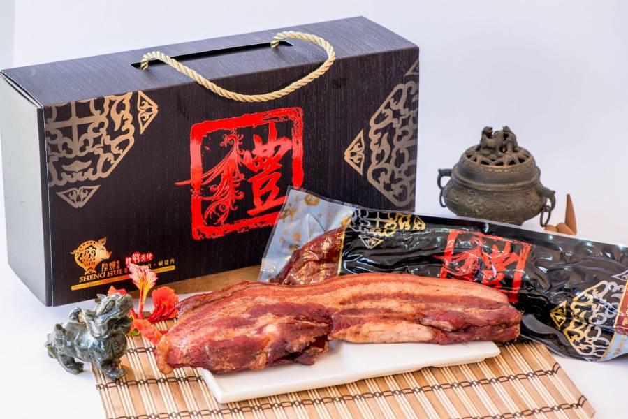 五香臘肉(低溫) 五香臘肉