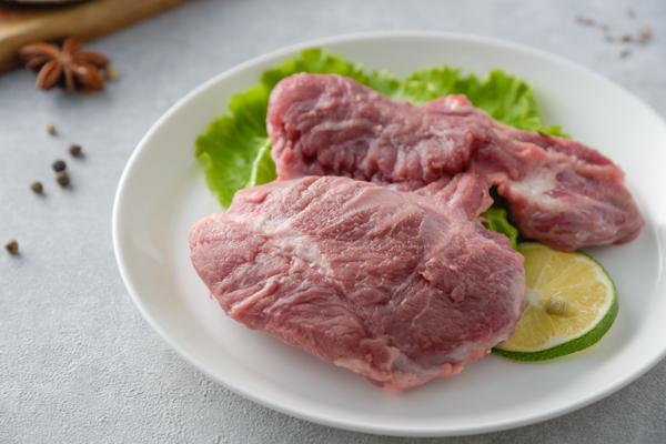 嘴邊肉2塊(低溫) 嘴邊肉