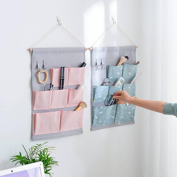 現貨 儲物掛袋 多功能掛袋-共四色 儲物掛袋,多功能掛袋,居家裝飾