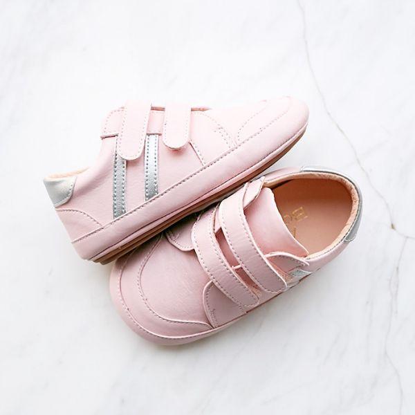 現貨 台灣製休閒運動風寶寶鞋學步鞋-粉色 現貨,台灣製,休閒運動風,寶寶鞋,學步鞋