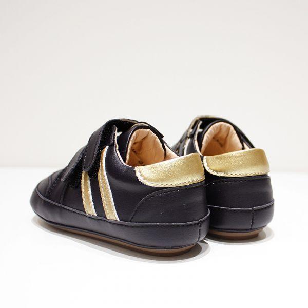 現貨 台灣製休閒運動風寶寶鞋學步鞋-黑色 現貨,台灣製,休閒運動風,寶寶鞋,學步鞋