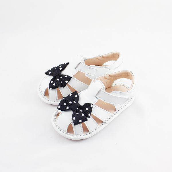 現貨 蝴蝶飛飛寳寳涼鞋-黑色 寳寳涼鞋,寶寶學步鞋,學步涼鞋