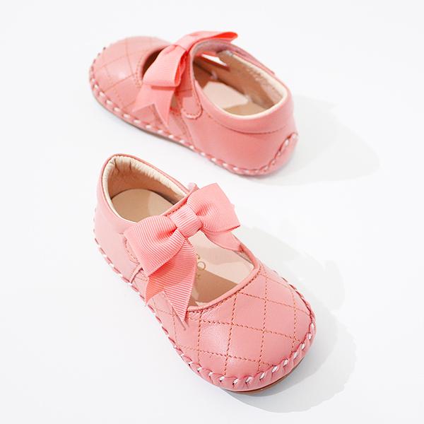 現貨 台灣製親子鞋菱格紋寶寶鞋-粉色 台灣製親子鞋,寶寶鞋