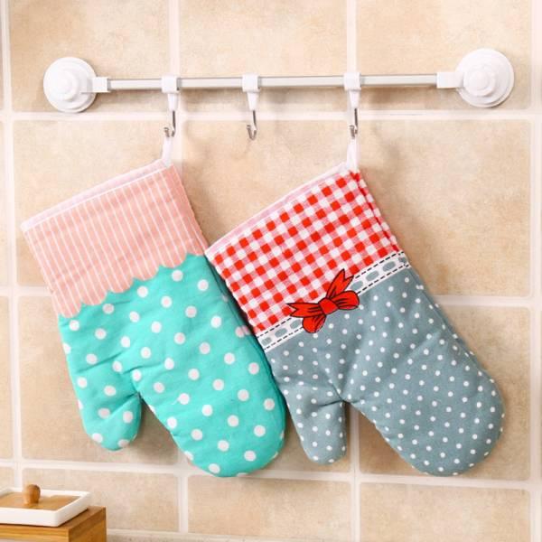 現貨 廚房用品 防燙加厚隔熱手套-共兩色 廚房用品,防燙加厚隔熱手套