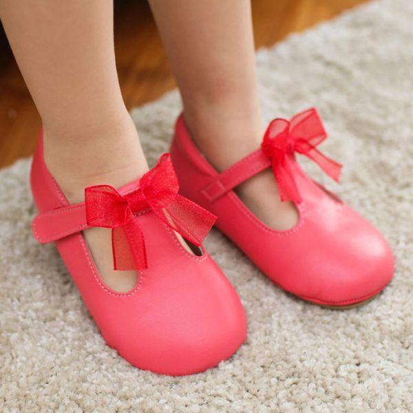 現貨 台灣製夢幻蝴蝶結寶寶鞋娃娃鞋-紅色 現貨,台灣製,蝴蝶結,寶寶鞋,娃娃鞋,學步鞋