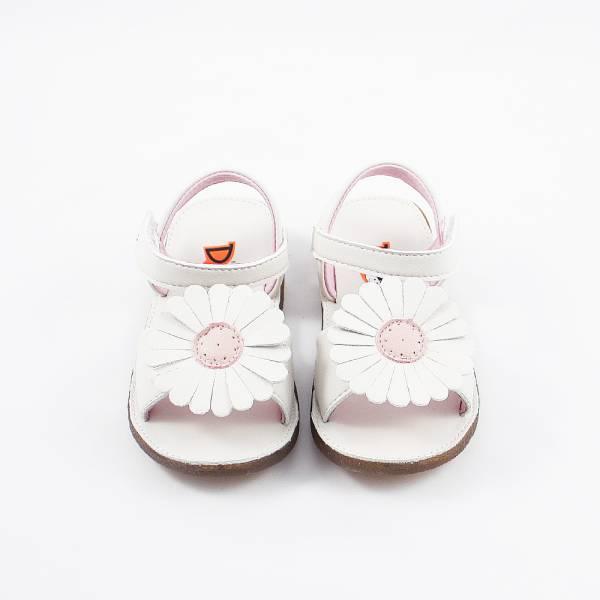 現貨 小花朵透氣寶寶涼鞋-白色 現貨,寶寶涼鞋,透氣寶寶涼鞋,透氣