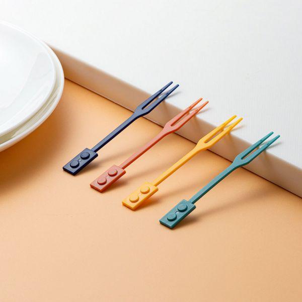 /生活好物/創意水果叉 蛋糕甜點叉-共兩款