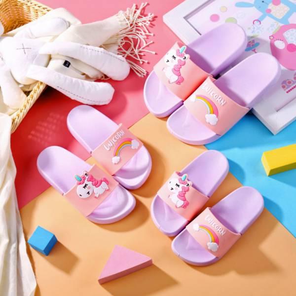 現貨 彩虹小馬親子拖鞋 浴室防滑拖鞋-紫色 彩虹小馬,親子拖鞋,浴室防滑拖鞋