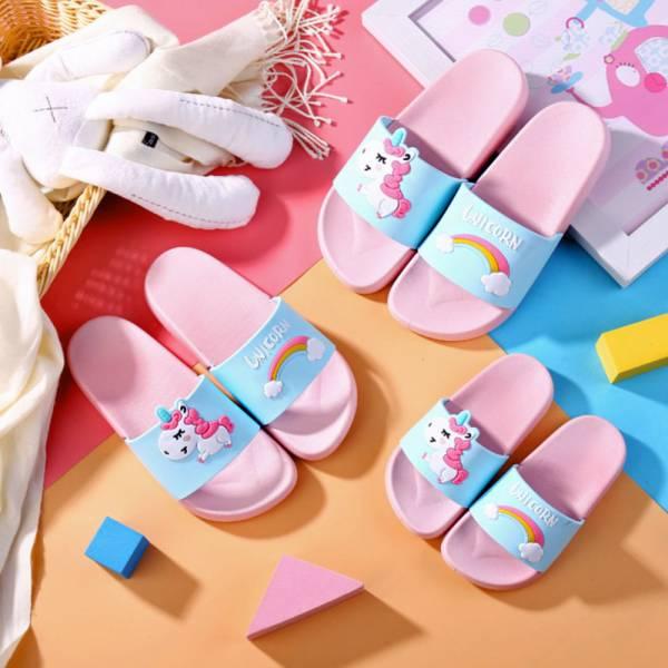 彩虹小馬親子拖鞋 浴室防滑拖鞋-粉色 彩虹小馬,親子拖鞋,浴室防滑拖鞋