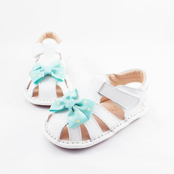 現貨 蝴蝶飛飛寳寳涼鞋-綠色 寳寳涼鞋,寶寶學步鞋,學步涼鞋