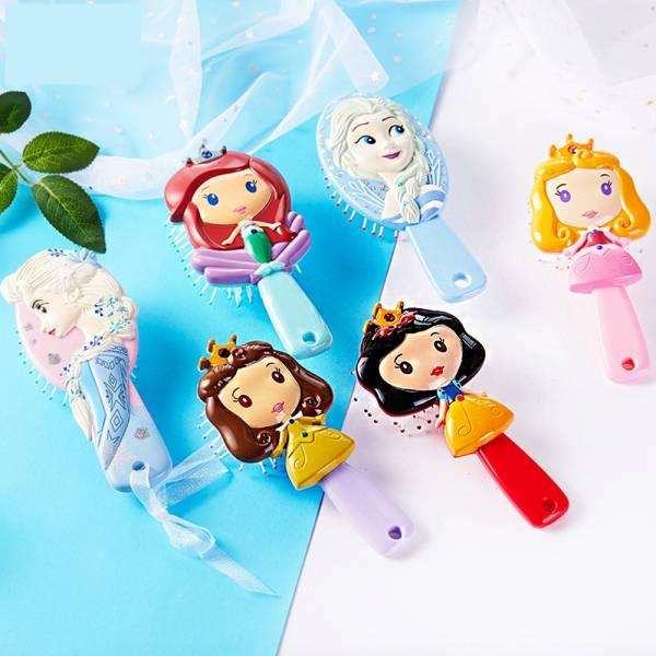 現貨 公主系列兒童梳子-粉色 兒童梳子,公主梳子