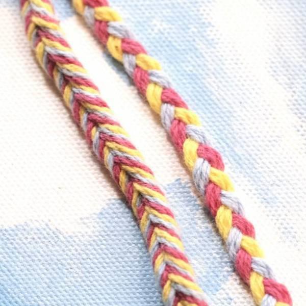 梅有綺飾泛性戀旗 編織環 同志、多元性別、彩虹旗、歧視、LGBTQ、編織、飾品、多元性別、酷兒