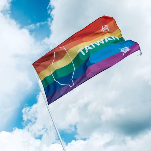 台灣彩虹旗