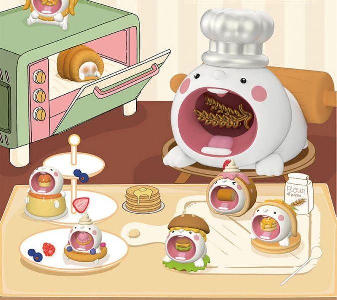 19八3 MUPA MOCHIE - 小牙弟麵包工坊系列 小牙麵包工坊