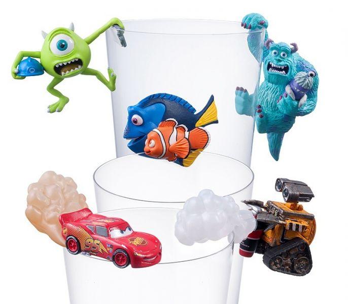 迪士尼&皮克斯角色杯緣子 迪士尼&皮克斯角色杯緣子
