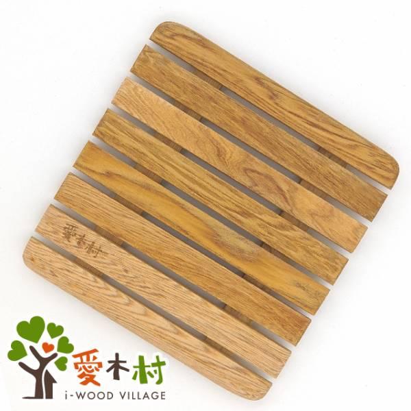 檜木日式隔熱墊