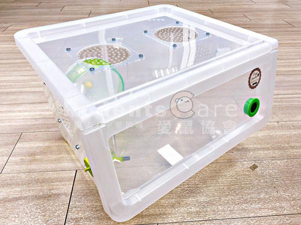 LF607 改造整理箱 全壓克力網 套組 LF607 改造整理箱 全壓克力網 改造箱 鼠籠