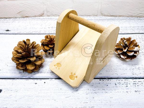 Canary 打情罵俏 原木翹翹板 Canary 打情罵俏 原木翹翹板 木頭玩具 鼠鼠玩具 倉鼠玩具