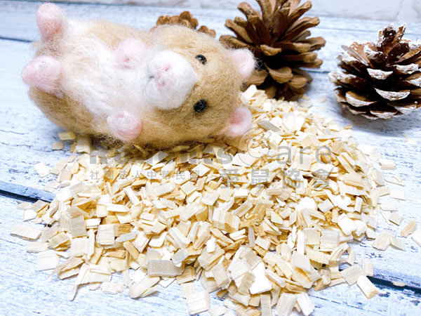 MILLA MORE 美麗多 木質墊料 (白楊木屑片) 大顆粒 MILLA MORE 美麗多 木質墊料 白楊木