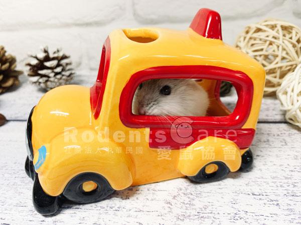 Canary 陶瓷手繪老爺車 陶瓷車車 Canary 陶瓷手繪老爺車 陶瓷車車