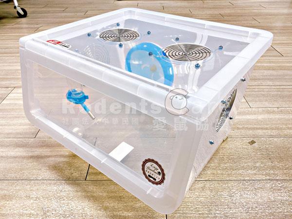 LF607 改造整理箱 基本配件 套組 愛鼠協會 LF607 改造整理箱 基本配件 套組 改造箱 鼠籠