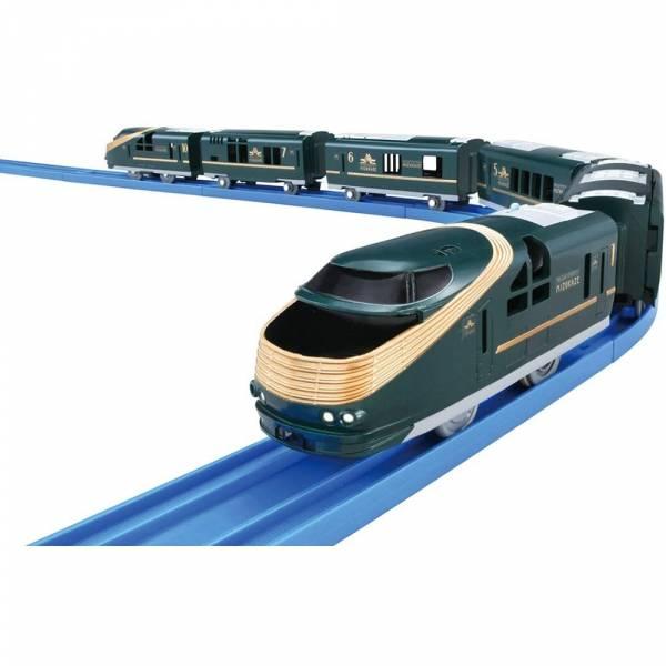 【現貨】PLARAIL鐵道王國 DX 曙光瑞風號 特快列車 親子玩具 【現貨】PLARAIL鐵道王國 DX 曙光瑞風號 特快列車 親子玩具|哆奇玩具