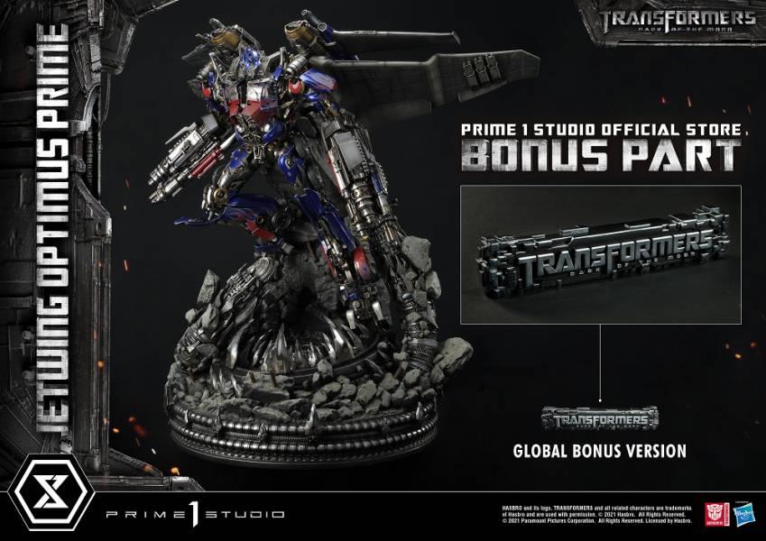 【預購】野獸國 Prime 1 Studio MMTFM-33 變形金剛3 飛翼柯博文 雕像 特典版(2022年第四季)