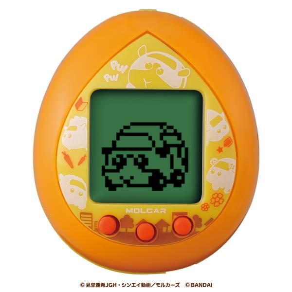 【預購】BANDAI 天竺鼠車車x塔麻可吉 (橘色) 電子雞(2021年11月) 【預購】BANDAI 天竺鼠車車x塔麻可吉 (橘色) 電子雞(2021年11月)|哆奇玩具