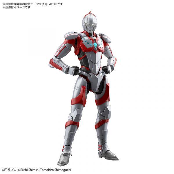 【預購】BANDAI Figure-rise Standard 超人力霸王戰鬥服 佐菲 SUIT ZOFFY -ACTION- 組裝模型(2021年10月)※不挑盒況