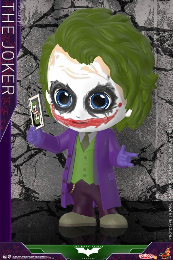 【現貨】Hot Toys COSB677 黑暗騎士 小丑