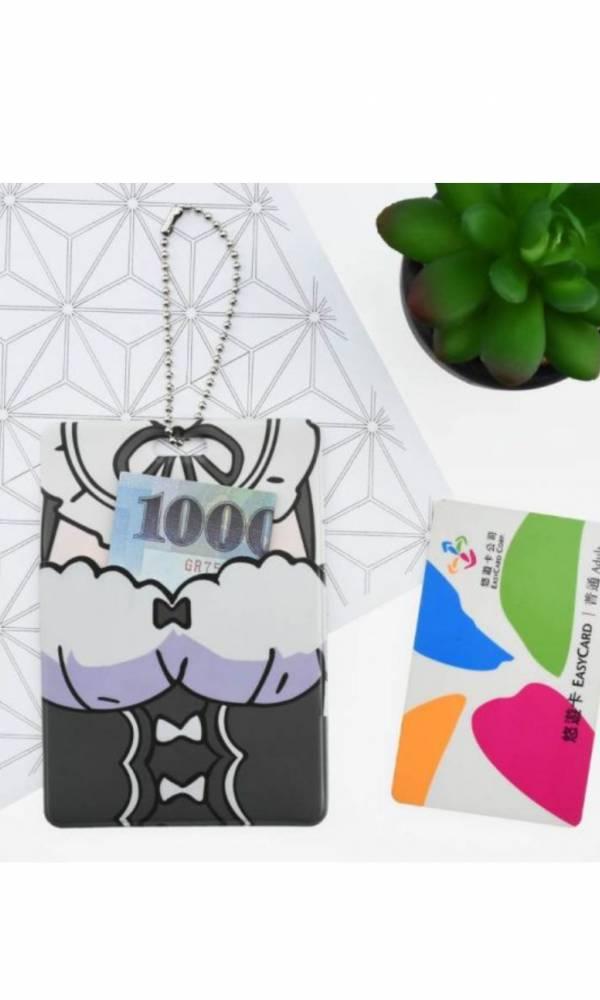 【現貨】木棉花 Re:從零開始的異世界生活 RE0造型票卡夾-從零開始A款(雷)