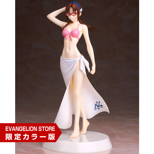 【預購】OUR TREASURE 1/8 EVA 福音戰士新劇場版 真希波[Summer Queens] Special Color Ver. PVC(2021年08月)