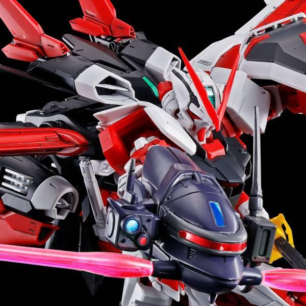 【預購】BANDAI PB商店限定 MG 1/100 GUNDAM 鋼彈SEED ASTRAY 異端鋼彈 紅色機 飛行背包 組裝模型(2020年09月)