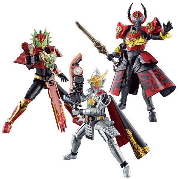 【預購】BANDAI盒玩 掌動 SO-DO CHRONICLE 假面騎士 鎧武 3 套組 一套全8種 不保證成套(2021年05月)