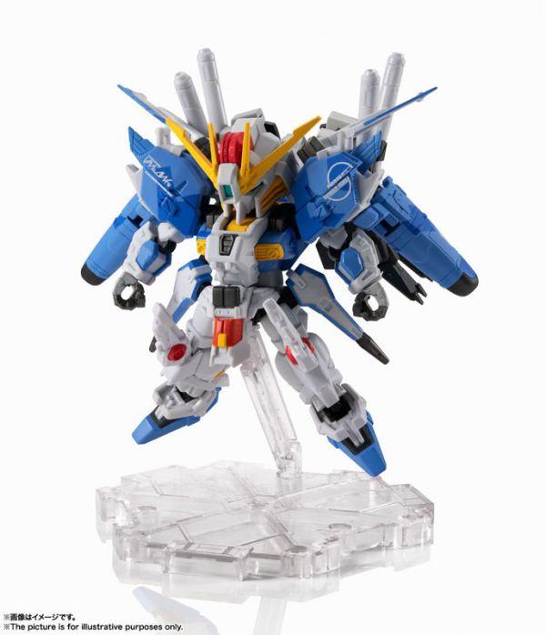 【預購】BANDAI NXEDGE STYLE [MS UNIT] Ex-S鋼彈 藍色迷彩規格 可動模型(2021年03月)※不挑盒況 【預購】BANDAI NXEDGE STYLE [MS UNIT] Ex-S鋼彈 藍色迷彩規格 可動模型(2021年03月)|哆奇玩具
