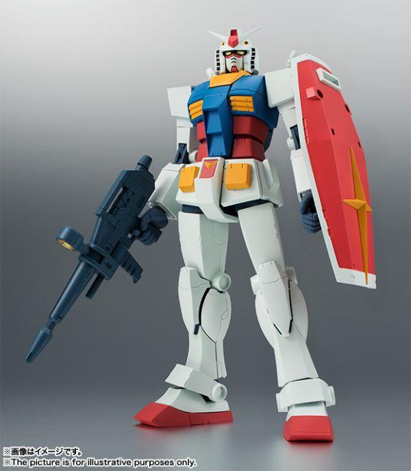 【預購】BANDAI ROBOT魂 <SIDE MS> RX-78-2 初代鋼彈 初鋼 ver. A.N.I.M.E. 再販(2020年07月)