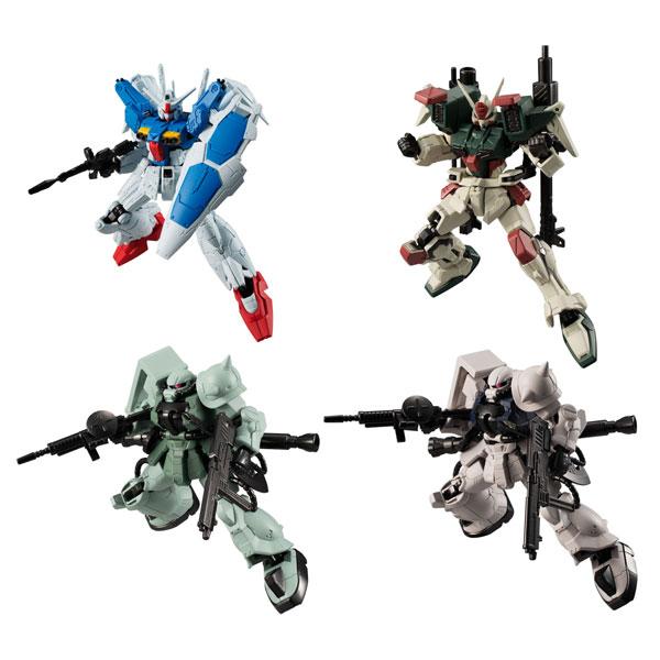 【預購】BANDAI盒玩 機動戰士鋼彈 G-FRAME 13 套組(2021年08月)