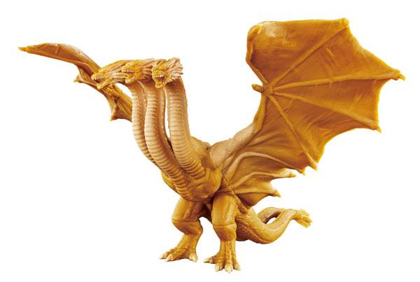 【現貨】BANDAI 哥吉拉 MOVIE MONSTER系列 王者基多拉2019 【現貨】BANDAI 哥吉拉 MOVIE MONSTER系列 王者基多拉2019|哆奇玩具