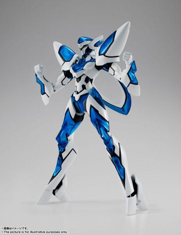 【預購】BANDAI ROBOT魂〈SIDE BH〉Back Arrow BRIHEIGHT:MUGA 可動模型(2021年06月)