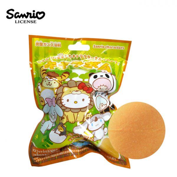 【現貨】Sanrio三麗鷗 泡澡沐浴球MX 動物款 單款(共六款) 隨機出貨