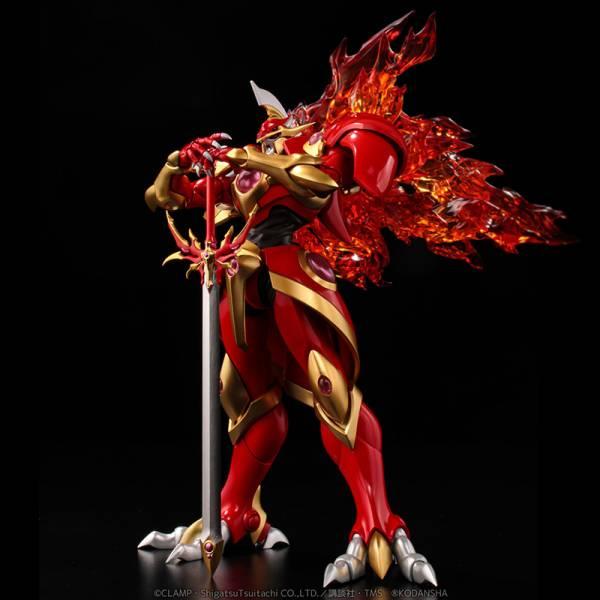 【預購】千值練 RIOBOT CLAMP 魔法騎士雷阿斯 雷亞斯 可動模型(2021年01月)