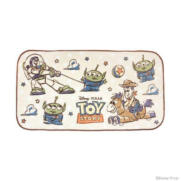 【現貨】迪士尼 Disney 周邊 玩具總動員 (Q版) 長毯子 毛毯 保暖毯 現貨,迪士尼,Disney,玩具總動員,周邊,長毯子,毛毯,保暖毯,個人毯,哆奇玩具