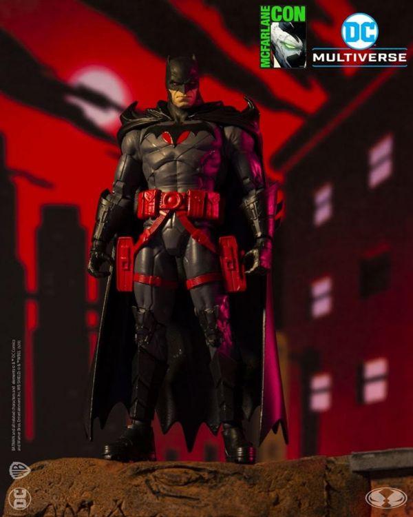 【預購】麥法蘭 McFarlane Toys  DC Multiverse 7吋  DC Flashpoint 蝙蝠俠 可動模型(2020年12月)