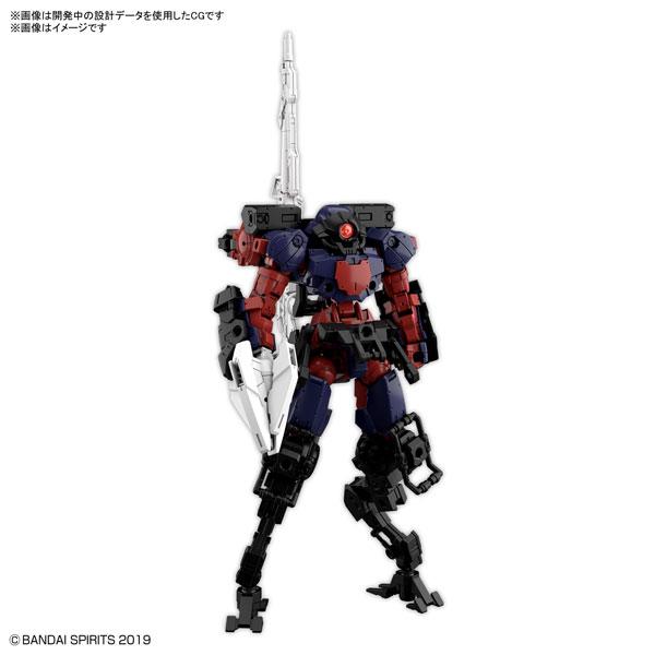 【預購】BANDAI 30MM 1/144 bEXM-15 波塔諾瓦 (宇宙規格)[暗紫色] 組裝模型(2021年06月)※不挑盒況