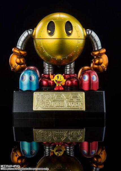 【預購】BANDAI 超合金 PAC-MAN 小精靈(2021年08月)