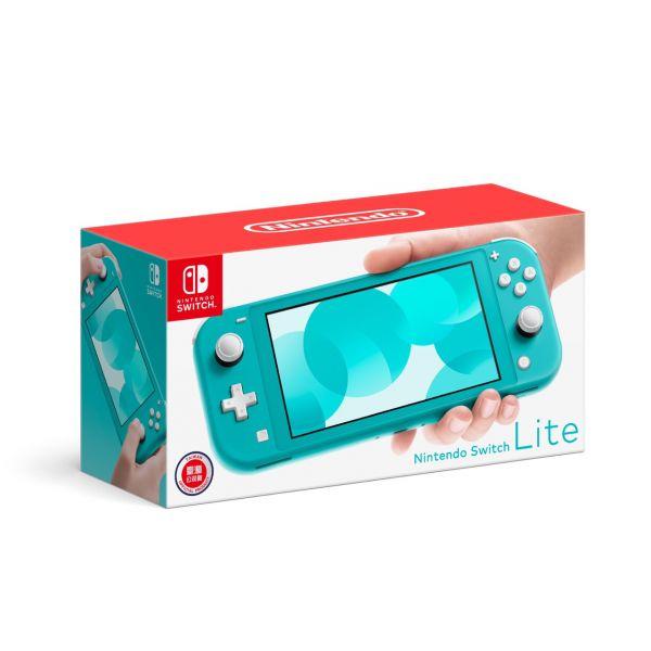 【廠商現貨】Nintendo 任天堂Switch Lite 藍綠色主機 ※廠商代出貨 哆奇玩具,哆奇,switch,任天堂